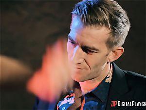 Abigail Mac takes on the monster trouser snake of Danny D
