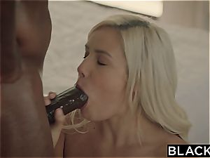 very first interracial for hotwife girlfriend Kylie Page