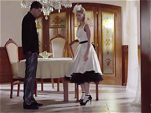 PINUP fuck-fest - cute Czech blond enjoys sensual pound
