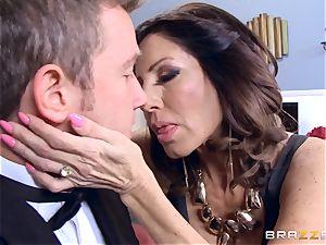 Tara Holiday ravages a toyboy groom before his wedding