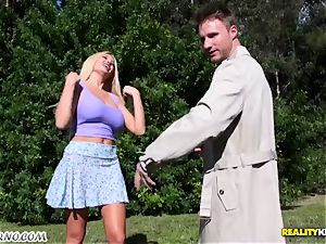 modest stud tears up his super hot promiscuous neighbor Summer Brielle