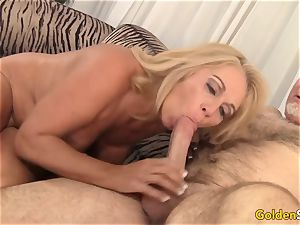 uber-sexy and mature Crystal Taylor hardcore