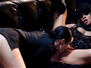 Supergirl Pt three Bad lady lezzies Riley Steele and Katrina Jade