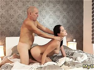 milf pummeling If you overlook your gf, she will notice your daddy s fuck-stick