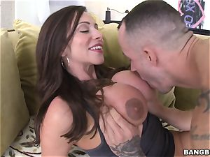 pink cigar hungry milf Ariella Ferrera fucked in her ass hole
