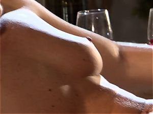 India Summers is having the flawless plumb she always wished and craved