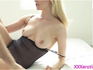 Alluring Alli Ray boinked superb and covered in jism