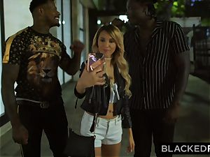 BLACKEDRAW gf Takes Her Open Relationship Too Far With 2 BBCs