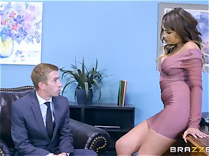 Cassidy Banks smashed by Danny D