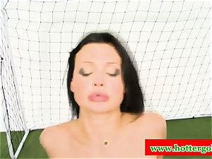 huge-titted portuguese whore nailed in rosy pucker