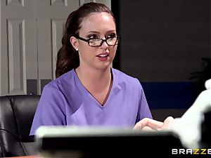 Nurse Maddy OReilly puts things right with a romping