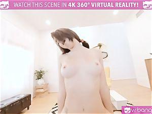 VR porno - JOSELINE KELLY MY SISTERS sizzling buddy nail