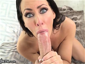 Reagan Foxx Cant Wait to Taste That man sausage point of view
