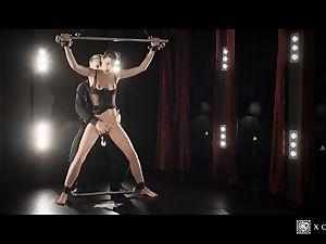 xCHIMERA - torrid honey Candice Luca in glamour fetish have fun
