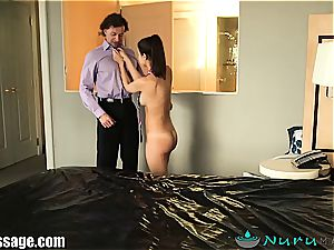 Dillion Harper pounded by her step dad