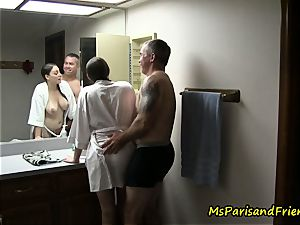 Ms Paris and Her taboo Tales-Daddy daughter GoodMorning